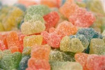 Picture of Gummy Sour Bears 50g Bag