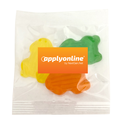 Picture of Fruity Frogs 30g