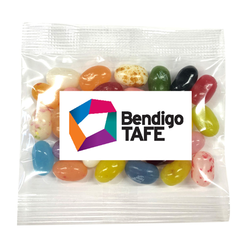 Picture of Jelly Belly 30g - assorted or corporate colours