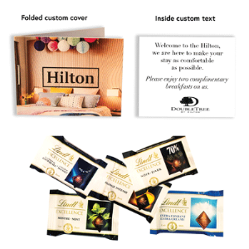 Picture of Lindt Cards