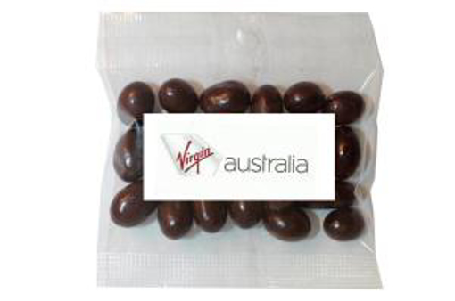 Picture of Dark Chocolate Goji Berry in 30g Bag