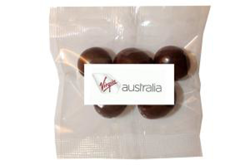 Picture of Dark Chocolate Incaberries in 30g Bag