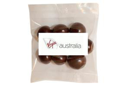 Picture of Dark Chocolate Incaberries in 50g Bag