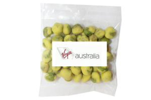Picture of Wasabi Peas in 30g Bag
