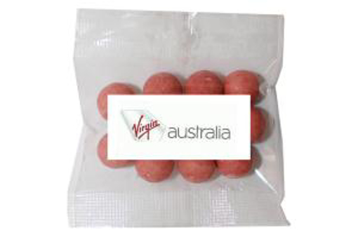 Picture of Strawberry Yoghurt Balls in 30g Bag
