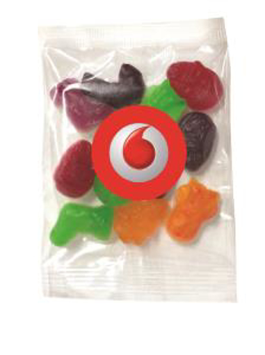 Picture of Christmas Jellymix in 50g Bag