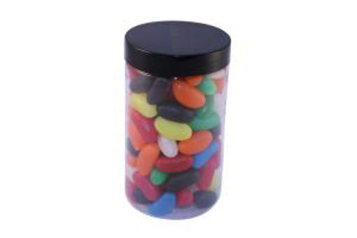 Picture of Mini Mixed Jelly Bean Office Jar 300