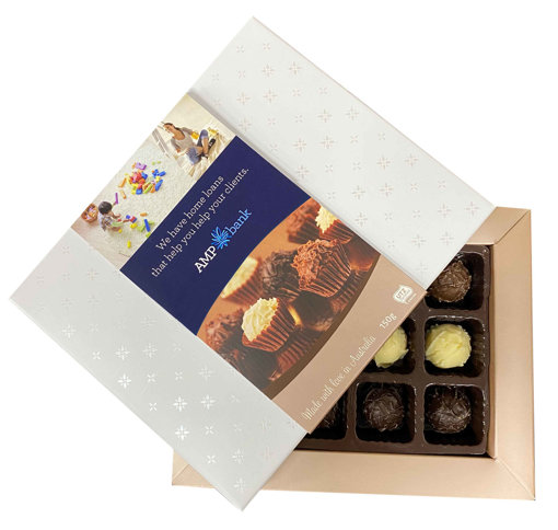 Picture of Box Chocolate Medium