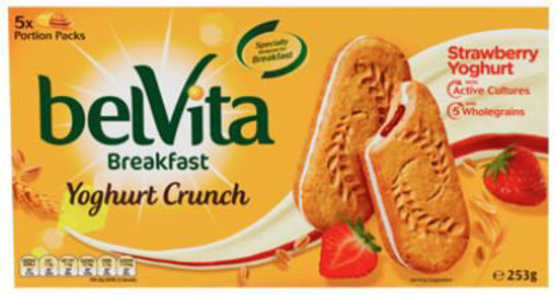 Picture of BELVITA Breakfast bars