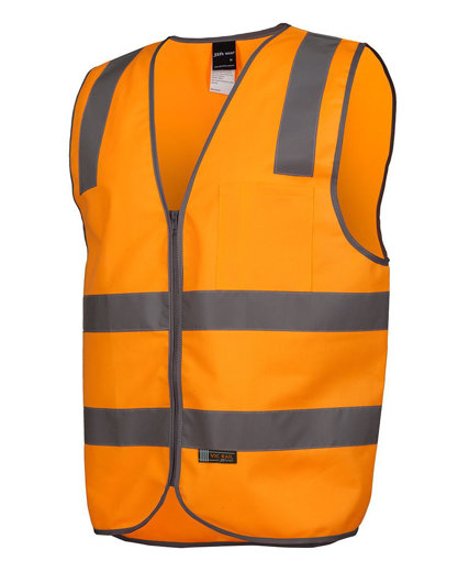 Picture of VIC RAIL (D+N) SAFETY VEST