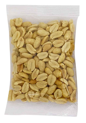 Picture of Peanuts unbranded 100g bag